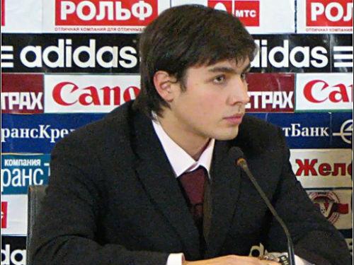 Александр Удальцов прокомментировал перемены в составе команды