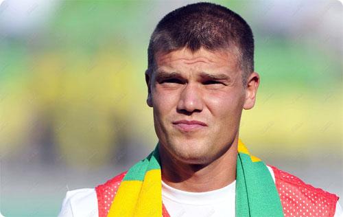 Денисов подпишет контракт с «Динамо» на 4 года