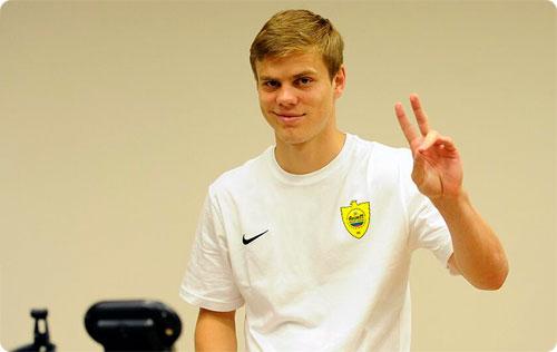 Три игрока «Анжи» переходят в «Динамо»