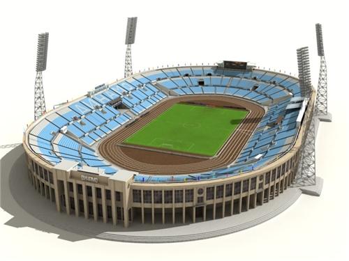 Стадион «Динамо» откроется 22 октября 2017 года
