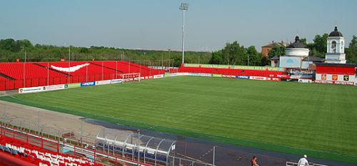 «Динамо» примет «Кубань» на стадионе «Родина»