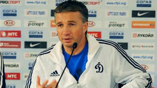 Петреску не собирается покидать «Динамо»