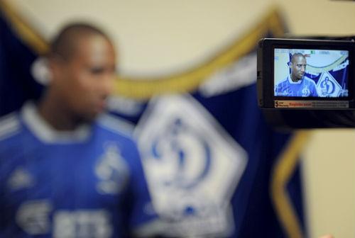 Лучшим футболистом «Динамо» за прошлый месяц признан Дуглас