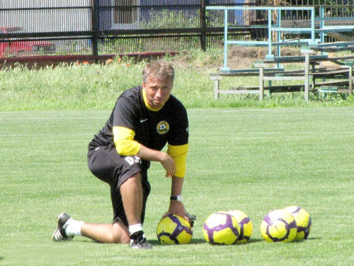 Петреску забил четыре мяча в ворота болельщиков