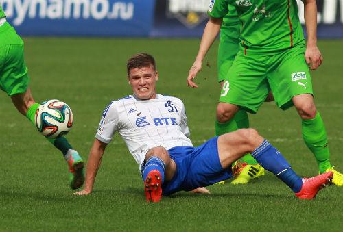 «Динамо» не сумело обыграть «Рубин»