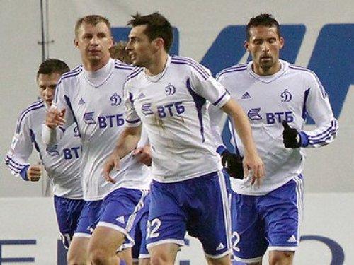 «Динамо» одержало волевую победу над «Томью»