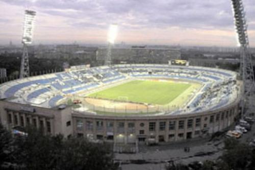 Активные работы по реконструкции стадиона «Динамо» начаты