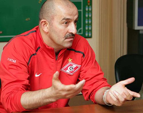 Черчесов может возглавить «Динамо»