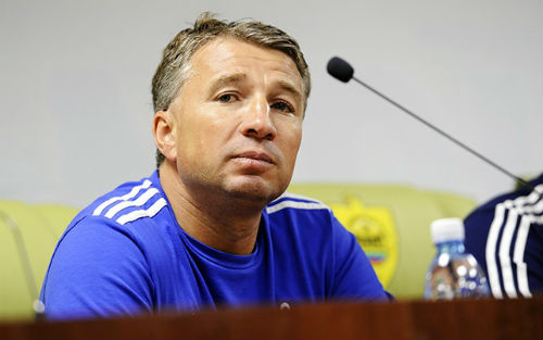 Руководство «Динамо» задумалось над будущим Петреску