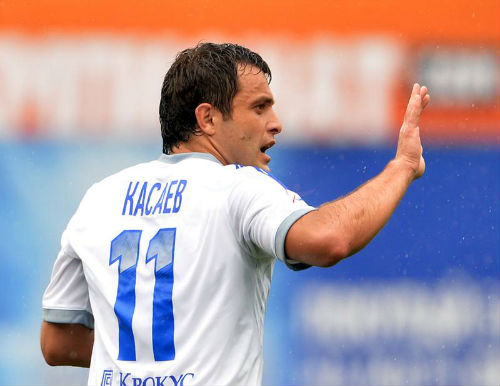 Касаев планирует остаться в «Динамо»