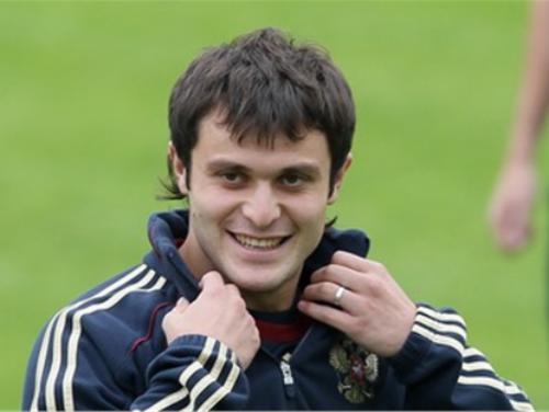 «Динамо» может выкупить Касаева