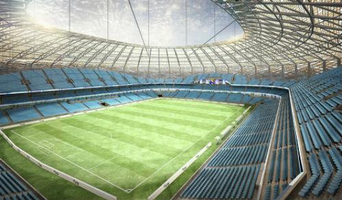 «ВТБ Арена парк» может сменить подрядчика