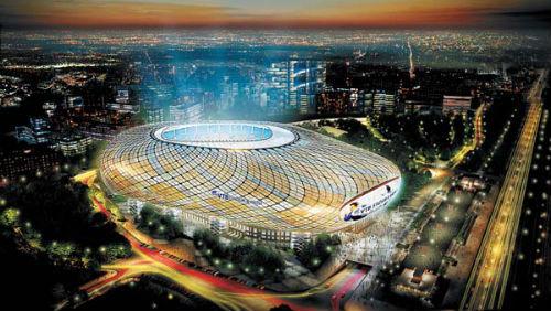Сменился генподрядчик реконструкции стадиона «Динамо»